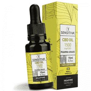 olio cbd sensitiva 10