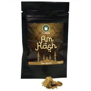 am hash cannabe 1