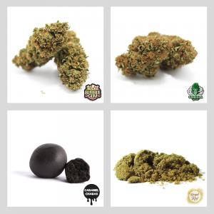 kit mix cannabis hashish light