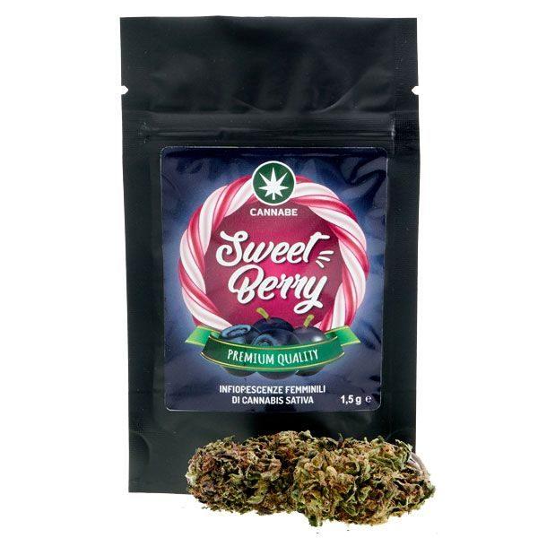 sweet berry cannabe cannabis light