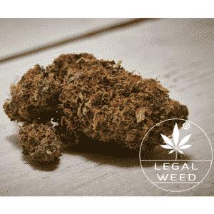 black erika legal weed