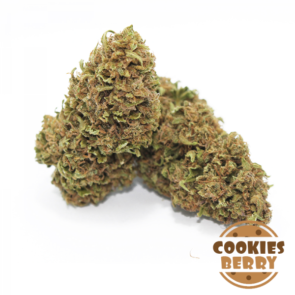 cookies berry canapa light