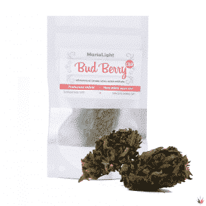 bud berry cannabis light