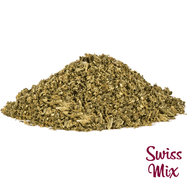 swiss mix canapa light