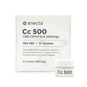 cristalli enecta 500