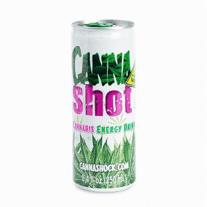 cannashot cannabis energy drink