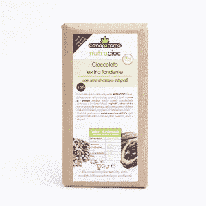 nutracioc cioccolata cannabis