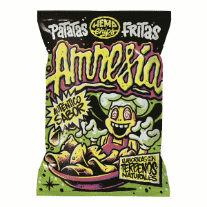 hemp chips amnesia