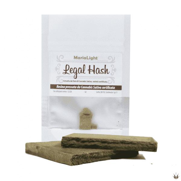 legal hash light