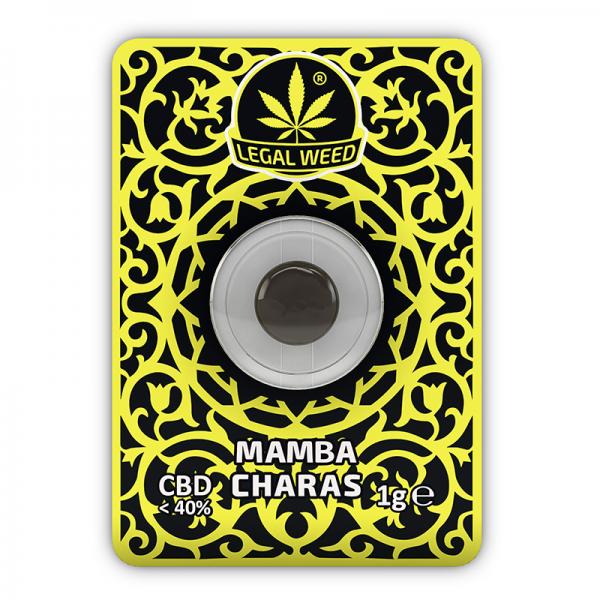mamba charas legal weed