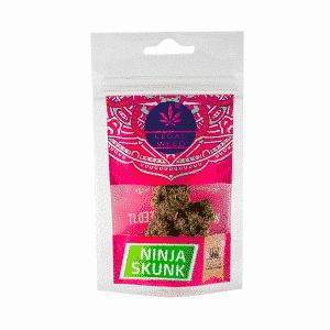 ninja skunk legal weed