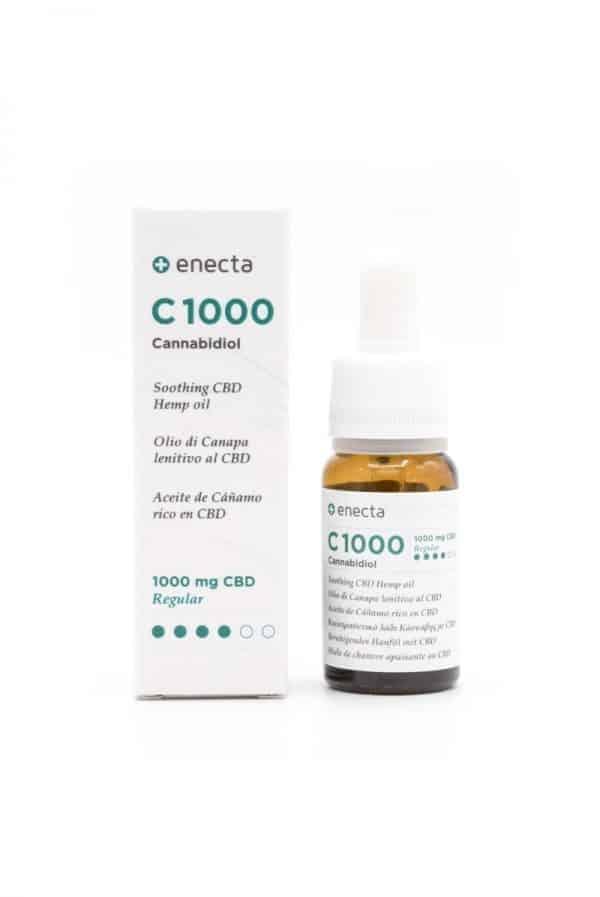 olio cbd enecta c1000