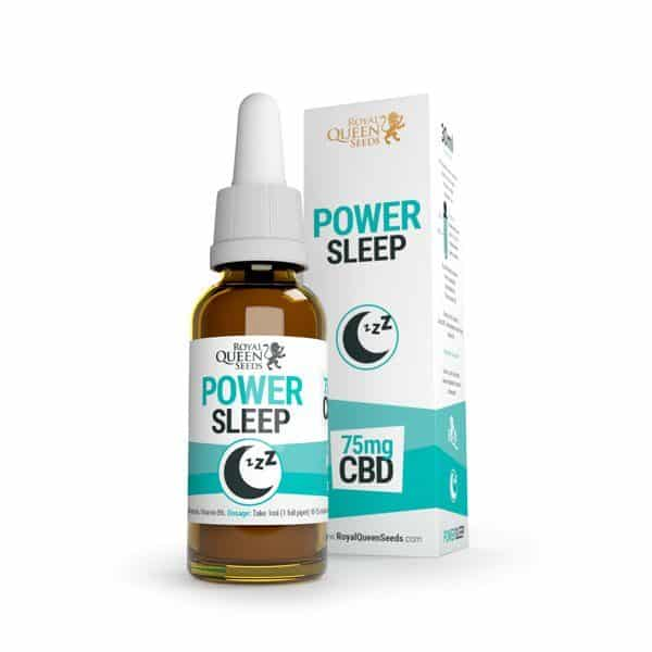 power sleep royal queen seeds cbd