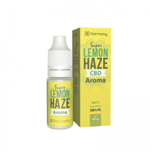 harmony e liquid cbd super lemon haze